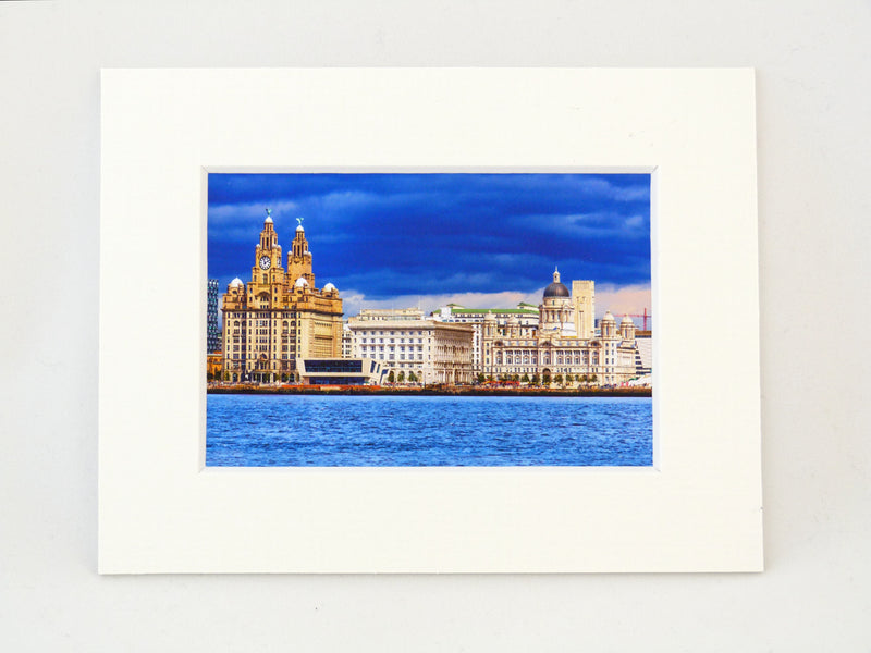 Small Art Magnet - Three Graces Colour