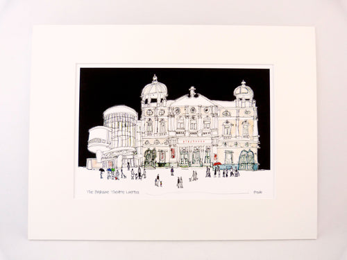Liverpool Playhouse Theatre - Large Print