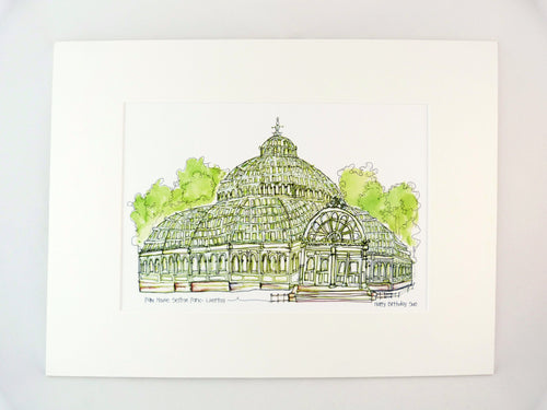 Sefton Park Palm House - Large Print