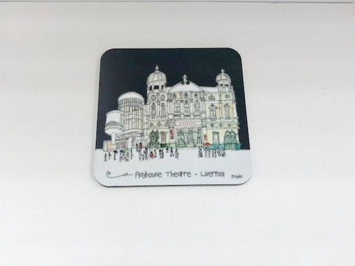 Liverpool Playhouse Theatre Coaster - Freida Mckitrick