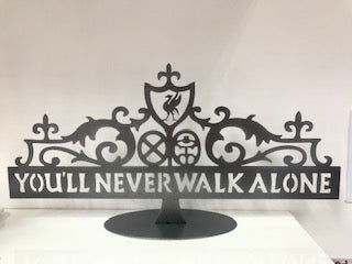 Shankly Gates - Metal Art