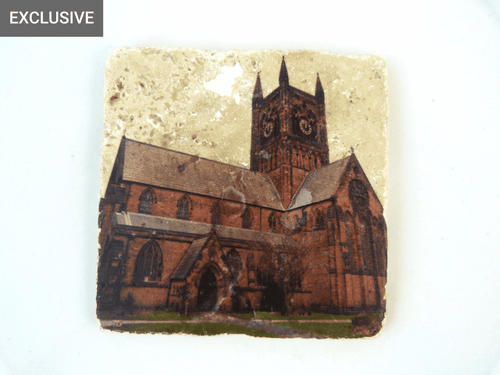 St Marys Church - Stone Coaster