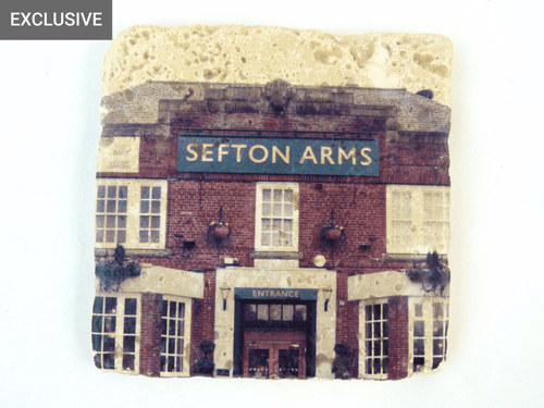 Sefton Arms Pub - Pubs of Liverpool - Stone Coaster