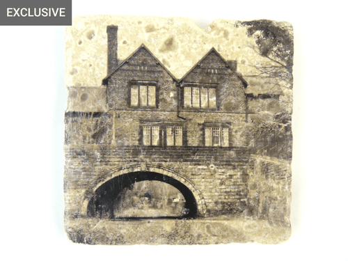 West Derby Station - Stone Coaster