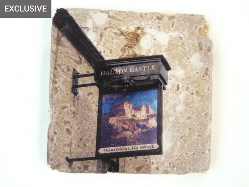 Halton Castle Pub - Pubs of Liverpool - Stone Coaster