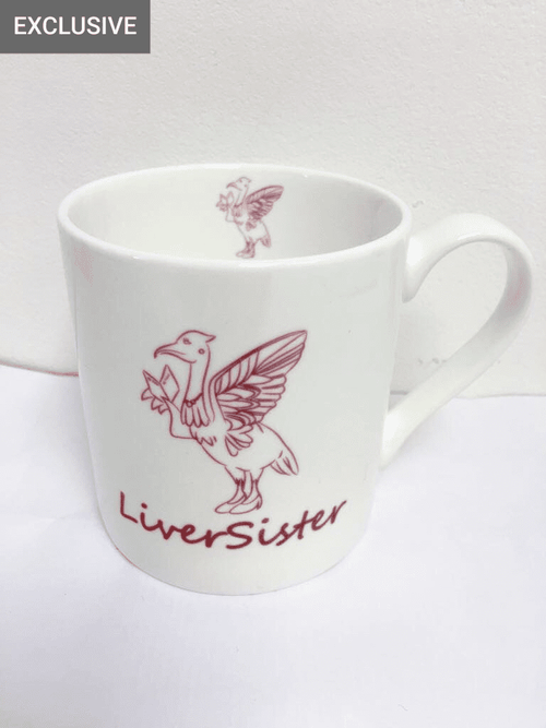 LiverSister Bone China Mug