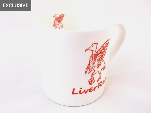 LiverRed Bone China Mug