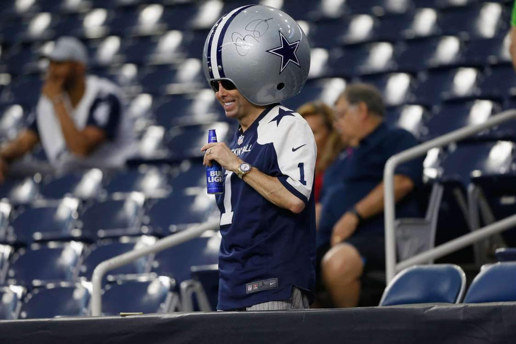 Texans, Cowboys could have half-full stadiums, other teams might have no fans. How will that affect NFL games?