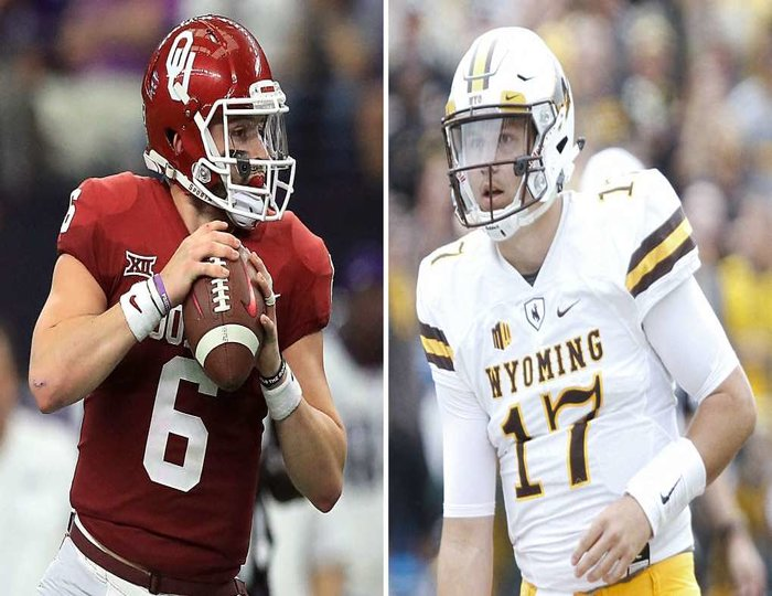 Ranking Senior Bowl QBs — Baker Mayfield, then who?