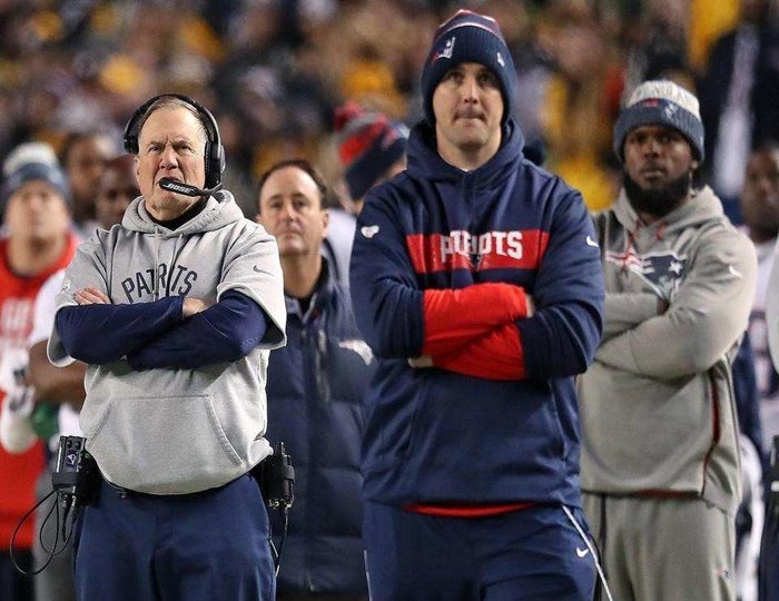 Struggling Patriots' offense looks past its prime