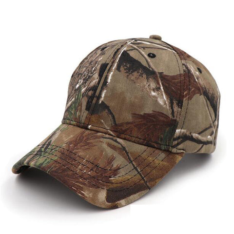 Browning Camo Men's Hunting Fishing Hat