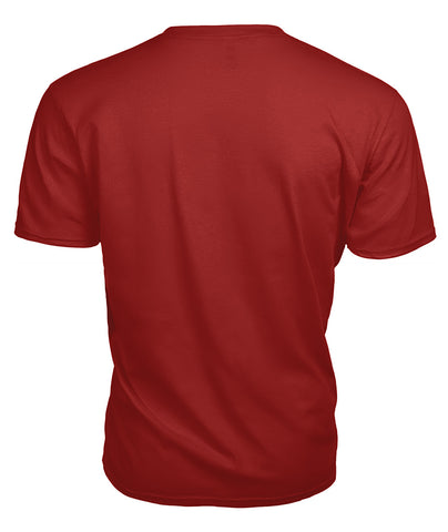 Team Spirit Store Injured Reserve Red Premium Unisex Tee