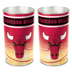 Chicago Bulls Mid-Court Premium Wastebasket