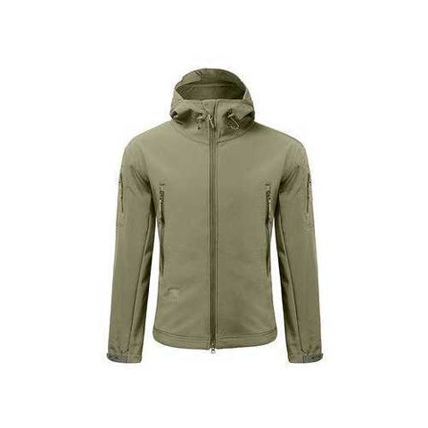 Men's Waterproof Soft Shell Outdoor Jacket