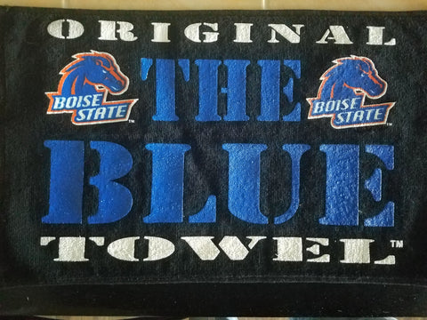 Boise State Broncos Black Out Rally Towel