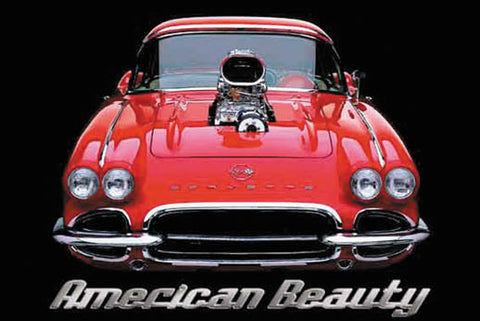 The American Beauty 24x36 Premium Poster