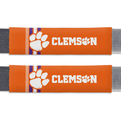 Clemson Tigers Seat Belt Pads Rally Design