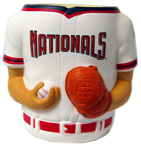 Washington Nationals Jersey Can Cooler