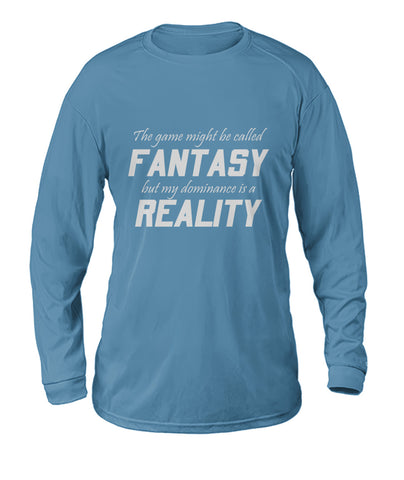 Team Spirit Store Fantasy Blue Dry Sport Long-Sleeve