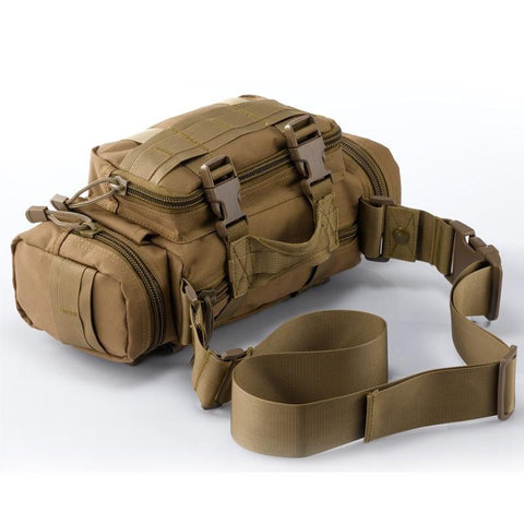 Army Style Small Outdoor Travel Sports Bag