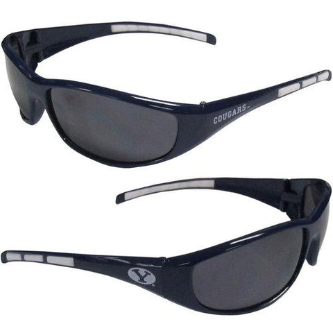 BYU Cougars Wrap Sunglasses