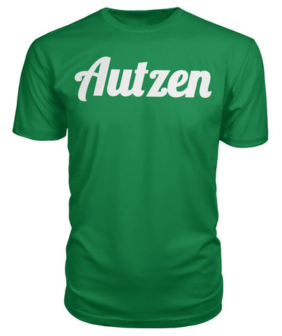 Oregon Ducks Autzen Short Sleeve Premium Unisex Tee