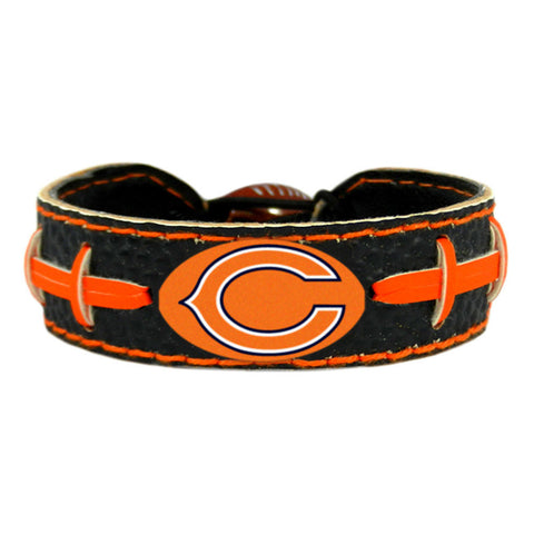 Chicago Bears Color Rush Football Bracelet
