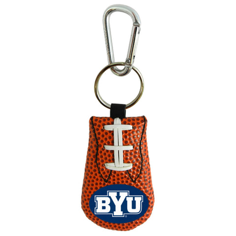 BYU Cougars Classic Football Keychain
