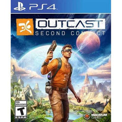 Outcast: Second Contact PlayStation 4