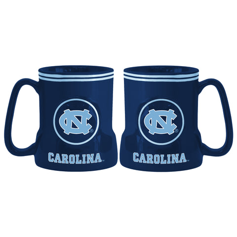 North Carolina Tar Heels Game Time Coffee Mug 18 oz