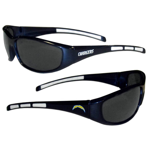Los Angeles Chargers Wrap Style Sunglasses