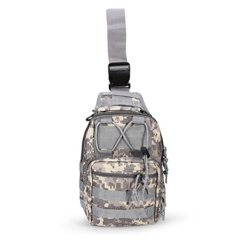 600D Outdoor Camping Hiking Shoulder Sports Bag