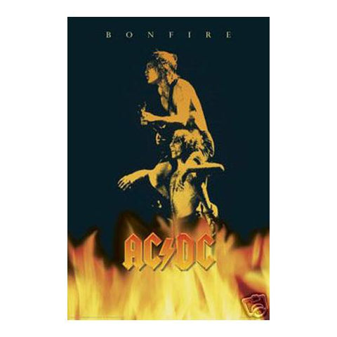 AC/DC Live Hell 24x36 Premium Poster