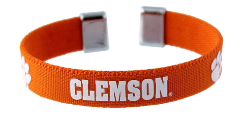 Clemson Tigers Fanatics Band Bracelet