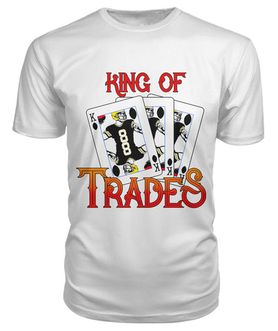 Team Spirit Store King of Trades Premium Unisex Tee