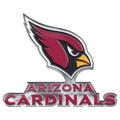 Arizona Cardinals Auto Emblem Color Alternate Logo