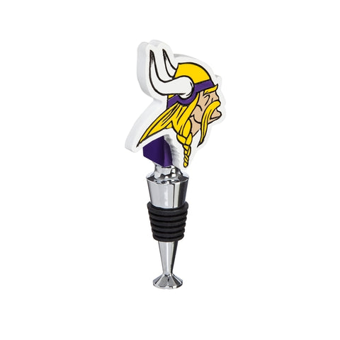 Minnesota Vikings Wine Bottle Stopper