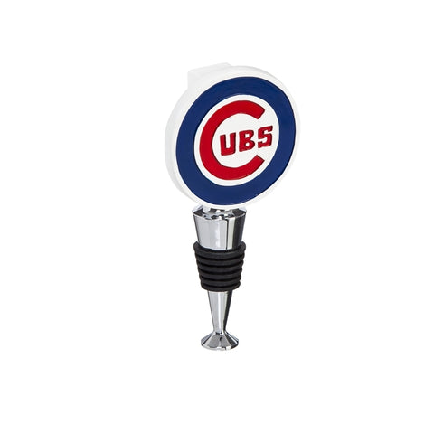 Chicago Cubs Wine Bottle Stopper