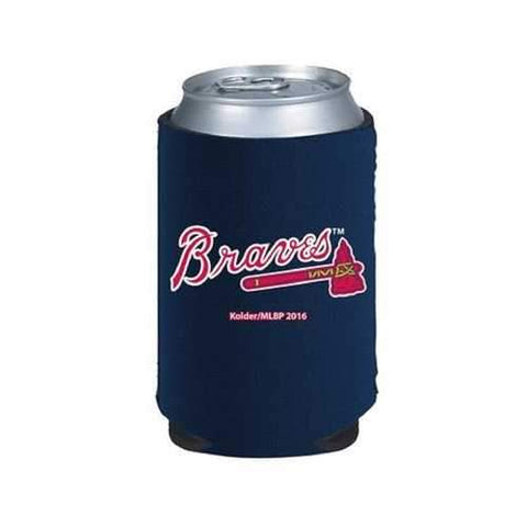 Atlanta Braves Kolder Kaddy Blue Can Holder