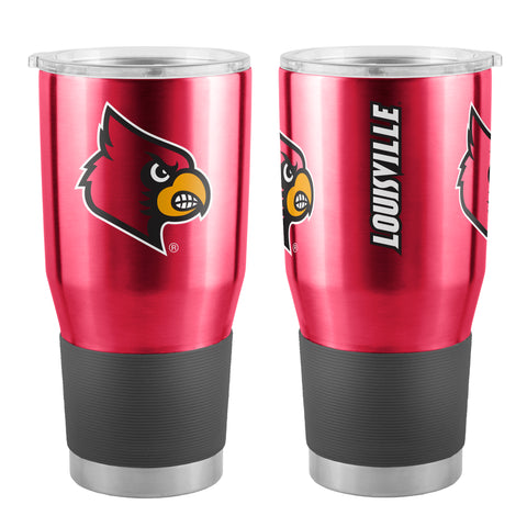 Louisville Cardinals Ultra Red Travel Tumbler 30 oz