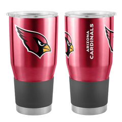 Arizona Cardinals Travel Tumbler 30 oz Ultra Burgundy