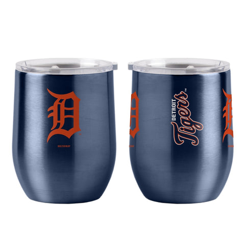 Detroit Tigers Travel Tumbler 16 oz Ultra Curved