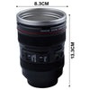 Image of Stainless Steel Camera Lens Mug 14 oz