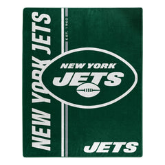 New York Jets Restructure 50x60 Throw Blanket