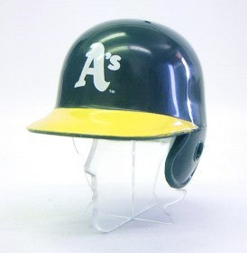 Oakland Athletics Helmet Riddell Pocket Pro