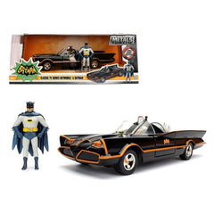 1966 Classic Batmobile Diecast 1/24 Model