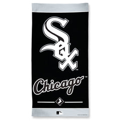 Chicago White Sox Towel 30x60 Beach Style