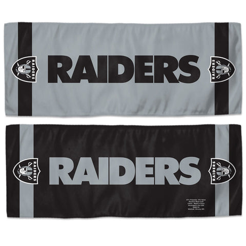 Las Vegas Raiders Cooling Towel 12x30