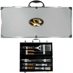 Missouri Tigers 8 Piece Tailgater BBQ Set