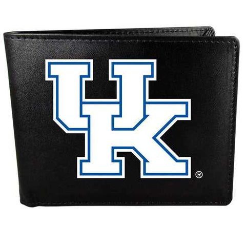 Kentucky Wildcats Large Logo Bifold Wallet